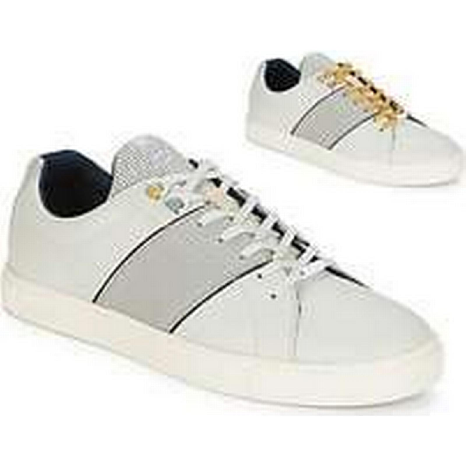 spartoo.co.uk ted baker quana hommes & #  ; Chaussure s Chaussure ; s formateurs en blanc 54b232