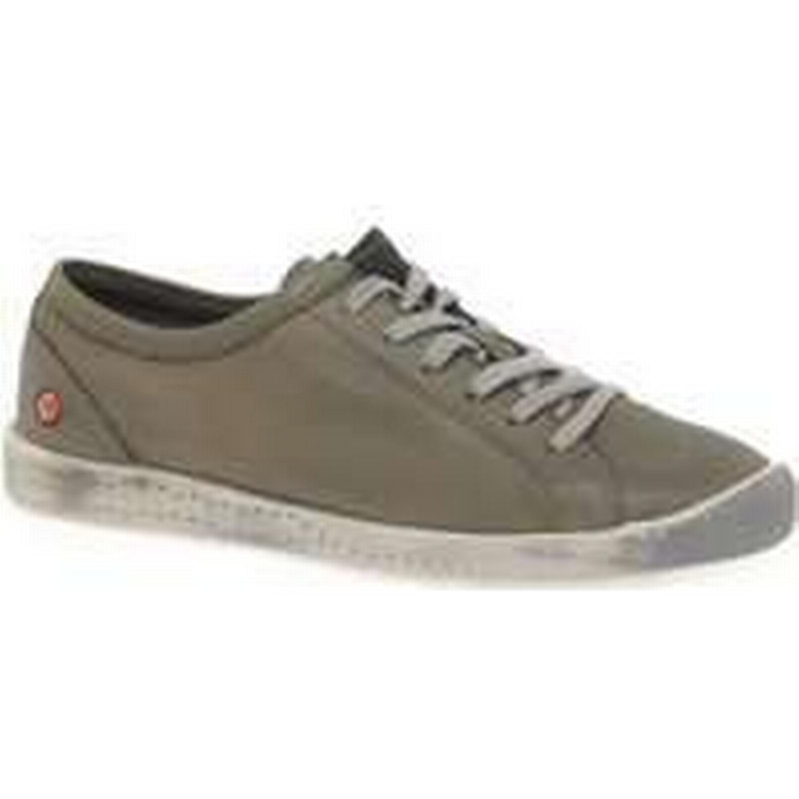 Spartoo.co.uk women's Softinos Isla Womens Casual Shoes women's Spartoo.co.uk Shoes (Trainers) in Beige 9215be