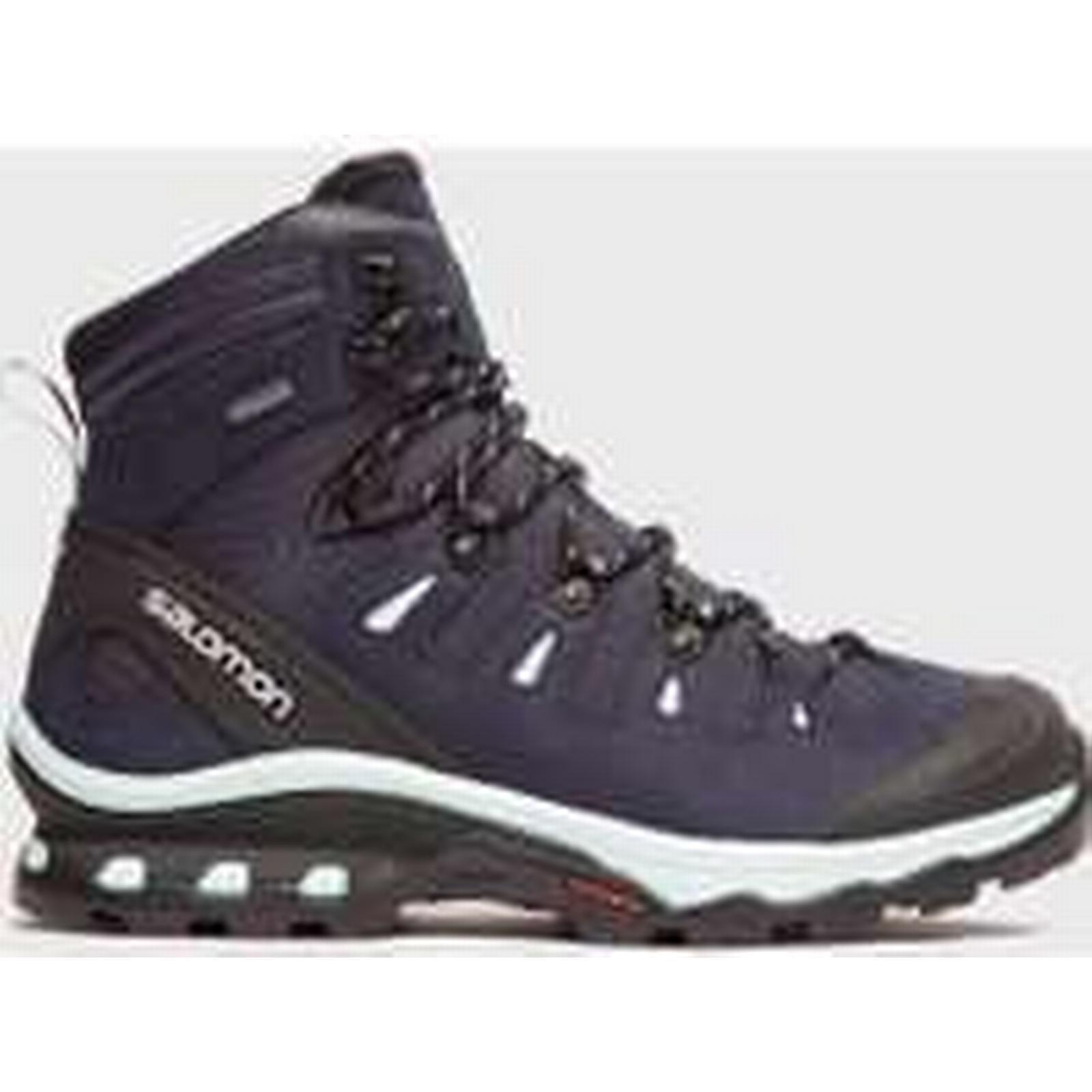 Salomon Women's Hiking Quest 3 4D GORE-TEX Hiking Women's Boot - Grey, Grey 25c398