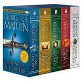 Science Fiction & Fantasy Böcker A Game of Thrones 5 Books Box Set (Pocket, 2012)