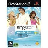 PlayStation 2-spel Singstar Svenska Hits