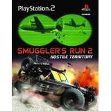 PlayStation 2-spel Smugglers Run 2 : Hostile Territory