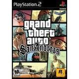 PlayStation 2-spel Grand Theft Auto: San Andreas