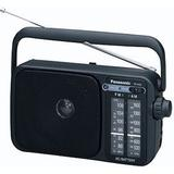 Radioapparater Panasonic RF-2400EB-K