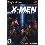 PlayStation 2-spel X-Men : Next Dimension