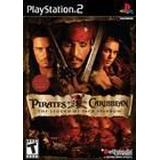 PlayStation 2-spel Pirates of the Caribbean: The Legend of Jack Sparrow