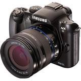 Digitalkameror Samsung NX10 + 18-55mm