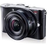 Digitalkameror Samsung NX100 + 20-50mm