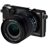 Digitalkameror Samsung NX200 + 18-55mm IS