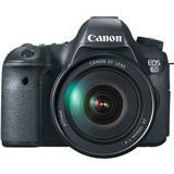 Fullformat (35mm) - Kompaktkamera Digitalkameror Canon EOS 6D (WG) + 24-105mm IS