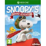 Xbox One Games price comparison The Peanuts Movie: Snoopy's Grand Adventure
