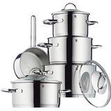 Sauce Pans Sauce Pans price comparison WMF Provence Plus Set with lid 5 parts