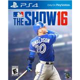 PlayStation 4 Games price comparison MLB The Show 16