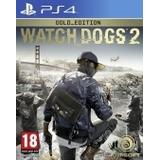 PlayStation 4 Games price comparison Watch Dogs 2 - Gold Edition