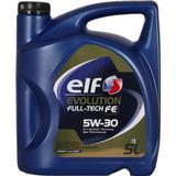 Biludstyr Elf Evolution Full-Tech FE 5W-30 Motorolie