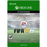Xbox One Games price comparison FIFA 17 Super: Deluxe Edition
