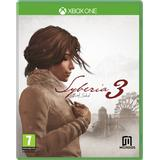Xbox One Games price comparison Syberia 3