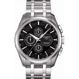 Armbåndsure Armbåndsure Tissot Couturier Automatic Chronograph (T035.627.11.051.00)