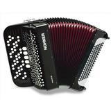 Dragspel Musikinstrument Hohner Chromatic Nova 3 96