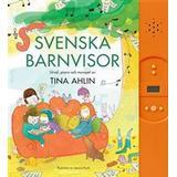 Böcker Svenska Barnvisor: urval, piano och munspel (Inbunden, 2012)