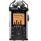 Handhållen musikinspelare Diktafoner och bärbara musikinspelare Tascam, DR-44WL
