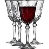 Glas Glas Lyngby Melodia Rødvinsglas 27 cl 4 stk