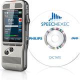 Diktafoner och bärbara musikinspelare Philips, DPM7000