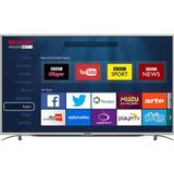 3840x2160 (4K Ultra HD) TVs price comparison Sharp LC-49CUG8362KS