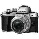 Digitalkameror Olympus OM-D E-M10 Mark II + 14-42mm ll R