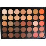 Makeup Morphe 35 Color Matte Nature Glow Eyeshadow Palette 35O