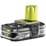 Batterier Batterier Ryobi RB18L25