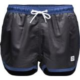 Herrkläder Frank Dandy St Paul Swim Shorts - Black/Dark Navy