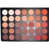 Makeup Morphe 35 Color Matte Nature Glow Eyeshadow Palette 35OM