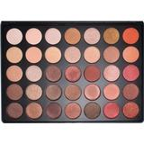 Makeup Morphe 35 Color Shimmer Nature Glow Eyeshadow Palette 35OS