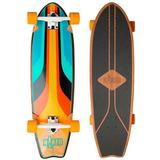 "Skateboard Naked Los Angeles 32.50"""