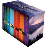 Engelska Böcker Harry Potter: The Complete Collection (Pocket, 2014)