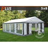 Pavilloner og tilbehør Pavilloner og tilbehør Dancover Partytelt Plus 5x8m