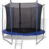 Sikkerhedsnet Sikkerhedsnet vidaXL Five Piece Trampoline Set 305cm