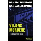 Pocket - Deckare & Thrillers Böcker Vojens-mordene: kriminovellesamling, Paperback