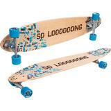 """Skateboard Hudora Imperial 42"""""""