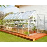 Freestanding Greenhouses Freestanding Greenhouses price comparison Palram Harmony 8m² Aluminum Polycarbonate