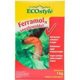 Insekter og skadedyr Insekter og skadedyr Ecostyle Ferramol Sneglemiddel 1kg