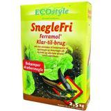 Insekter og skadedyr Insekter og skadedyr Ecostyle Ferramol Sneglemiddel 2.5kg