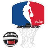 Basketkorg Basketkorg Spalding Nba Mini Board Logoman