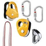 Klätterpaket Klätterpaket Petzl Crevasse Rescue Kit