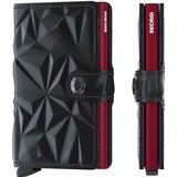 Plånbok Plånbok Secrid Miniwallet - Prism Black Red