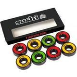 Skateboard Sushi Firecracker Abec 5 8-pack