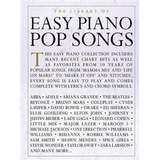 The Library of Easy Piano Pop Songs (Pocket, 2017)
