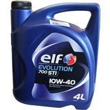 Biludstyr Elf Evolution 700 STI 10W-40 Motorolie