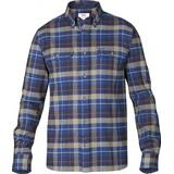 Skjortor Herrkläder Fjällräven Singi Heavy Flannel Shirt - Navy